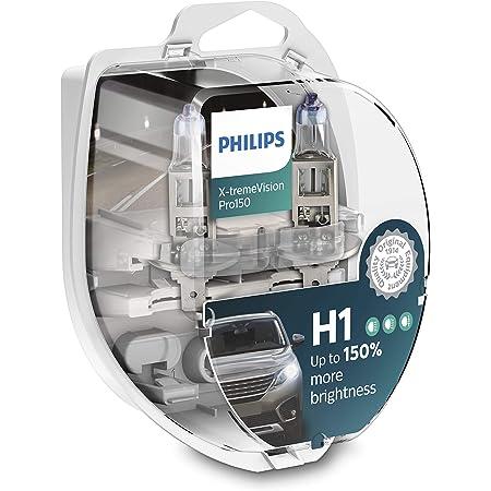 Philips X Tremevision 100 H1 Scheinwerferlampe 12258xvs2 2er Set Bürobedarf Schreibwaren