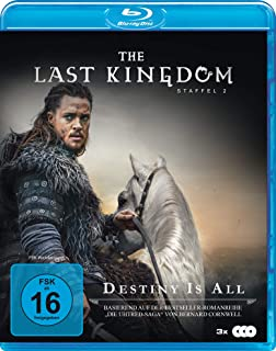 The Last Kingdom - Staffel 2 (Softbox) [Blu-ray] [Alemania]