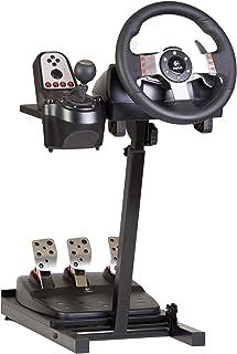 El soporte del volante definitivo: adecuado para Logitech, Xbox, Madcatz y Thrustmaster