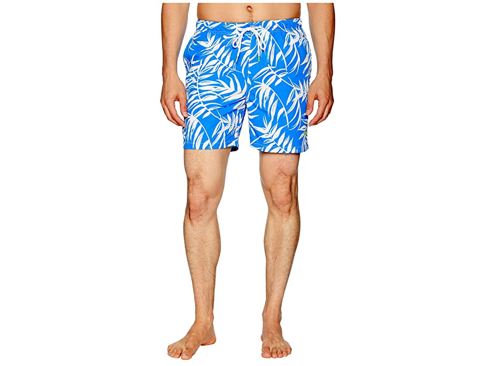 Tommy Bahama Naples Muy Caliente Swim Trunk (Blue Spark) Men