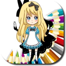 Alice Memo Color Write Note Alice in Wonderland