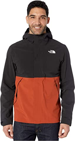 TNF Black/Picante Red