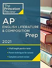 Download Book Princeton Review AP English Literature & Composition Prep, 2021: Practice Tests + Complete Content Review + Strategies & Techniques (College Test Preparation) PDF