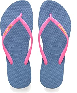 Havaianas Slim Logo Pop - Up