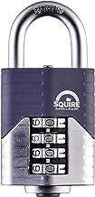 SQUIRE Vulcan Combi 50 zeer veilig hangslot, blauw