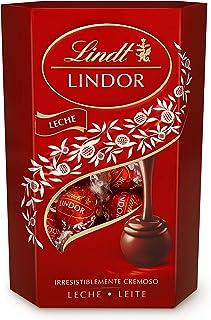 Lindt Lindor Bombones de Chocolate con Leche - Aprox. 16