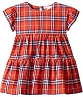 Burberry Kids - Alima Check Dress (Infant/Toddler)