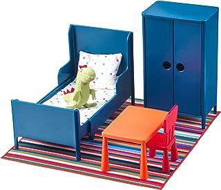 IKEA HUSET Doll Furniture, Bedroom