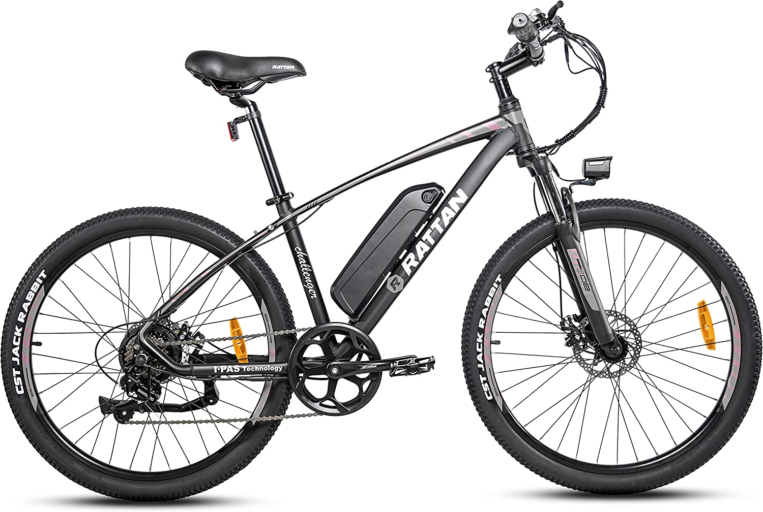 Rattan Electric Mountain Ebikes Fresno Mall 48V Max 55% OFF Bike Adult 350W for