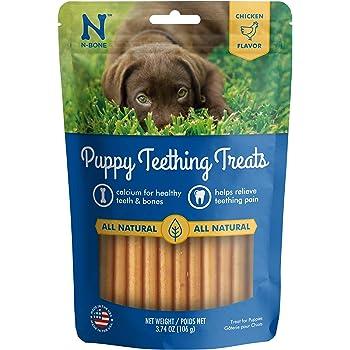 N-Bone Puppy Teething Treat 3.74 oz