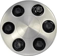 Dorman 909-011 Brushed Aluminum Wheel Center Cap