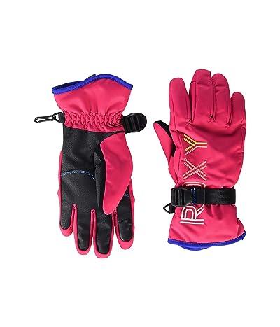 Roxy Kids Freshfield Snow Gloves (Big Kids)