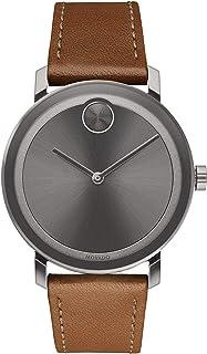 Movado 3600506 Bold Gunmetal Sunray Dial - Reloj para hombre