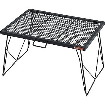 テントファクトリー FDテーブル700MH TF-WLSW-FD700MH ブラック75.5×50×42.5(H)cm