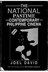 The national pastime: Contemporary Philippine cinema Paperback