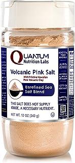 Quantum Volcanic Pink Salt