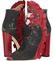 Racine Carrée - Vivian Flare Ruffle Ankle Boot