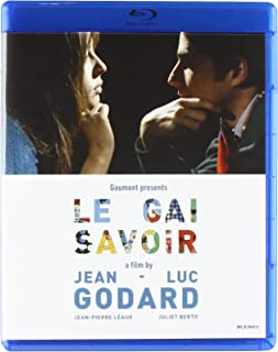Le Gai Savoir [Blu-ray] [Import]