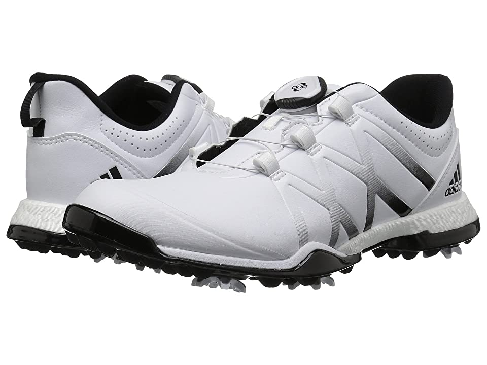 adidas Golf adiPower Boost Boa (Footwear White/Core Black/Core Black) Women