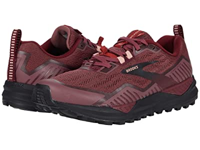 Brooks Cascadia 15 (Nocturne/Zinfandel/Black) Women