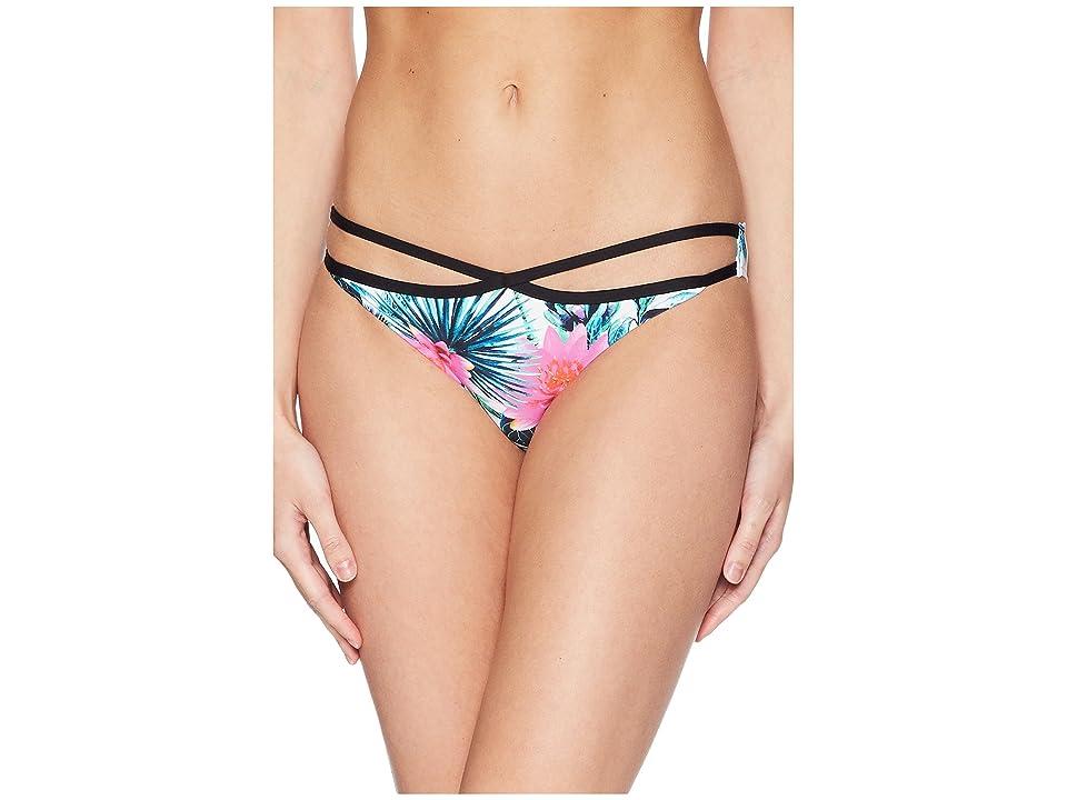 Rip Curl Palms Away Luxe Hipster Bikini Bottom (White) Women