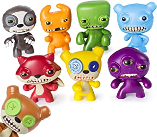 Fugglers 6046770 Funny Ugly Monsters, 3-inch Tall Collectible Vinyl Figure, for Ages 4 and Up (Character May Vary), Multicolour