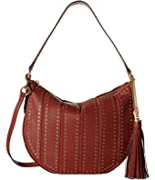 MICHAEL Michael Kors - Brooklyn Grommet Md Conv Hobo