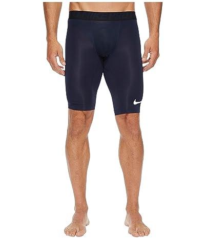 Nike Pro 9 Training Short (Obsidian/White/White) Men