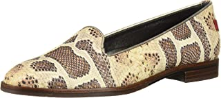 MARC JOSEPH NEW YORK Womens Genuine Leather Made in Brazil Columbus Circle Loafer