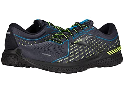 Brooks Adrenaline GTS 21 (Black/Blue Jewel/Nightlife) Men