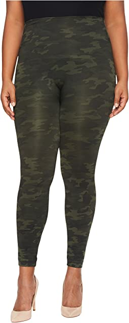 Plus Size Look at Me Now Seamless Leggings