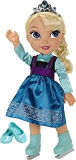 Disney Frozen Elsa with Ice Skating Fashions and Skates Role Play Set