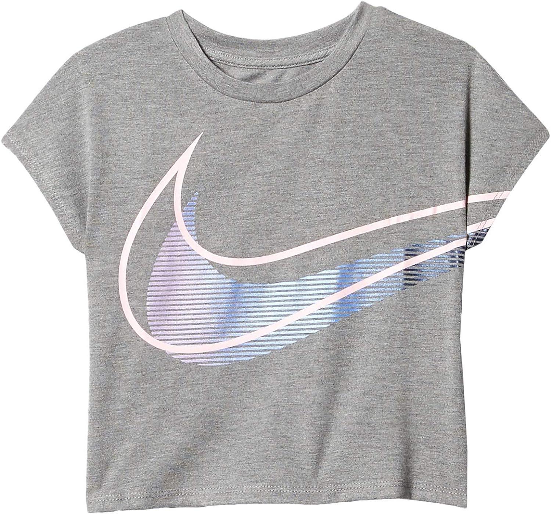 Nike Kids Girl's Lightweight Boxy T-Shirt (Little Kids)