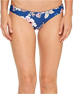 Seafolly - Vintage Wildflower Brazilian Pants Bottom