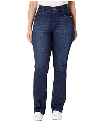 Jag Jeans Plus Size Eloise Boot Jeans (Night Breeze) Women