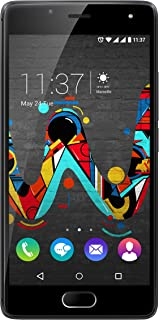 Wiko U Feel - Smartphone (SIM doble Android 6.0 MicroSIM RAM de 3 GB) color negro