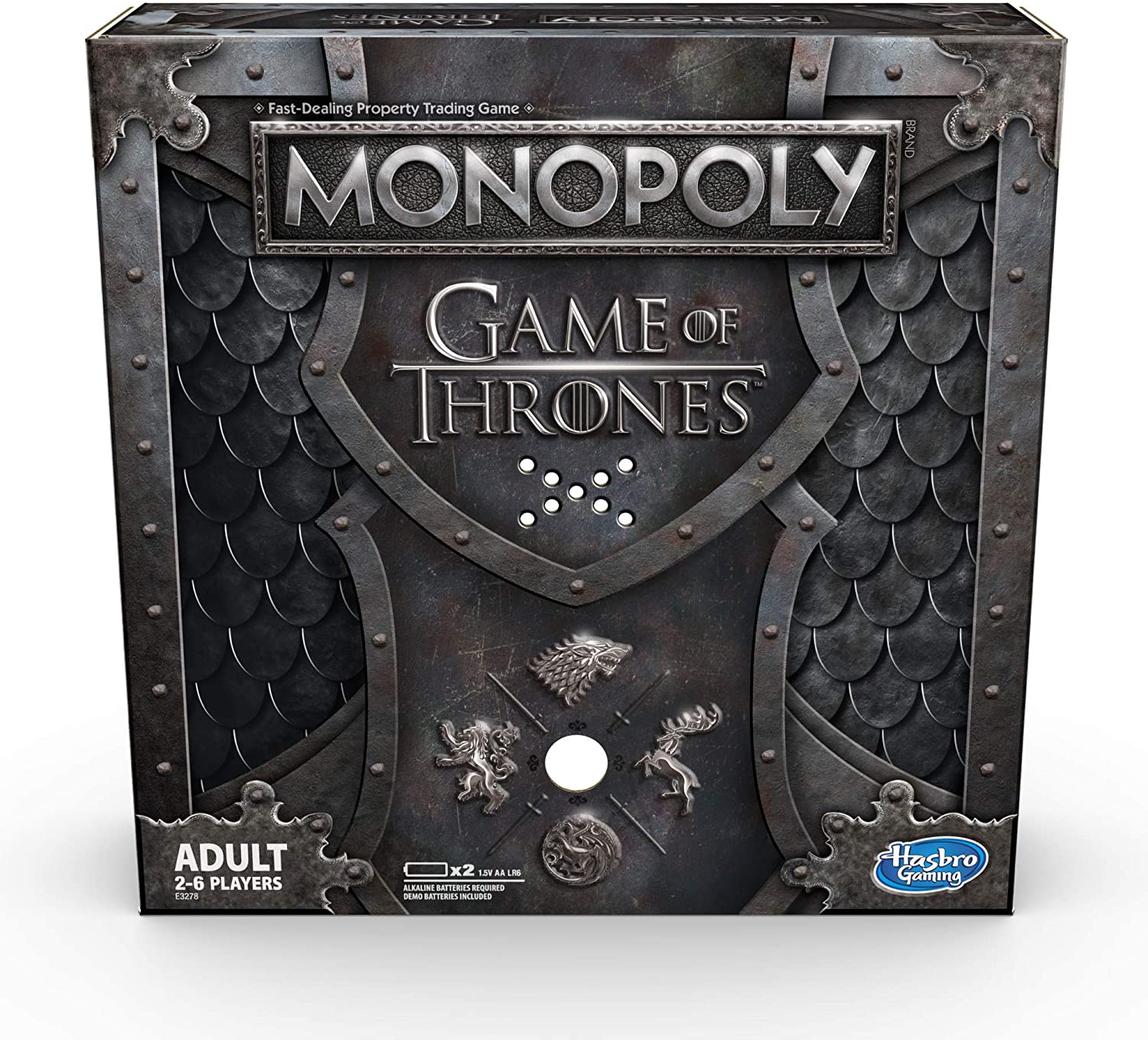 low-pricing Monopoly Game of Thrones Board Adults New products, world's highest quality popular! for