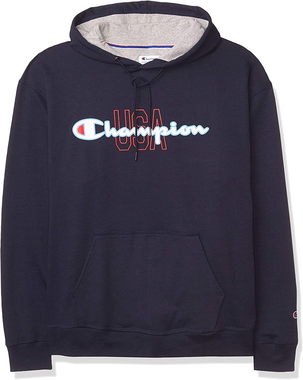 Champion Men's Powerblend Fleece 67% OFF of fixed Max 52% OFF price Hoodie USA Pullover