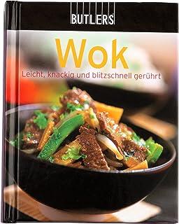 Butlers livre de cuisine Mini Wok
