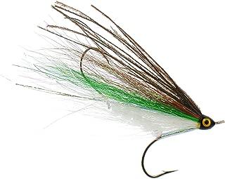 Rod Hennig Special 2 4-Inch Pro Grade McFly Fly Fishing Lure | Deceiver Streamer Bucktail Clouser Wet Freshwater Saltwater | Pike Bass Perch Walleye Salmon Trout Dorado Tarpin Bonefish