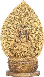 【東寺監修 公認】大日如来(だいにちにょらい) ミニチュア仏像【空海 立体曼荼羅21体 真言宗開宗1200年記念】