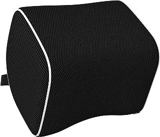 QYLT Cuscino Antidecubito Cuscino Ortopedico Perfetto Come Cuscino per Seduta in Viaggio e Cuscino per Sedia da Ufficio Cuscino Ortopedico Cervicale in Gel