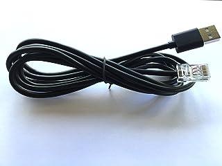 KonnectIT Replacement APC Smart UPS USB Cable AP9827 940-0127B 6 Feet (KUPSUSB06)