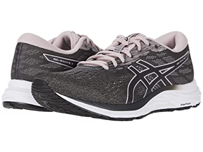 ASICS GEL-Excite(r) 7 (Graphite Grey/Watershed Rose) Women