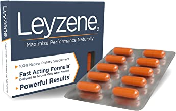 Leyzene2 with Royal Jelly. The New Most Effective Natural Amplifier for Strength, Energy, Enhancement, and Endurance. Doctor Certified.