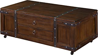 Sunny Designs Santa Fe Coffee Table with Lift Top