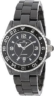 Oceanaut Women's CN1C2601 Ceramic Black Watch