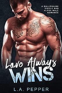 Love Always Wins: A Billionaire Single Dad Alpha Male Romance
