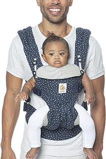 Ergobaby Omni 360 嬰兒背帶,銀色,多色