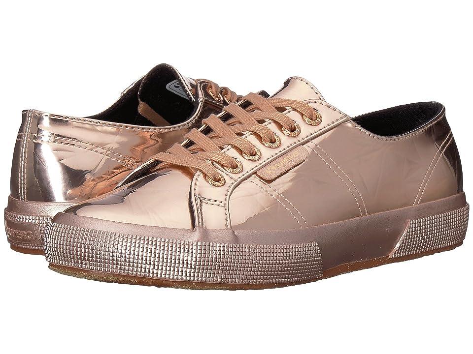Superga 2750 Synleadiamondmirrorw Sneaker (Rose Gold) Women